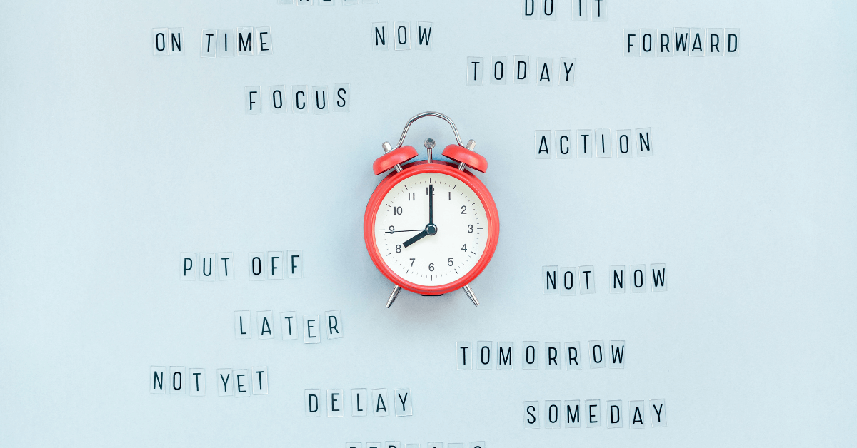 Are you struggling in finding time to work on achieving your business goal?
